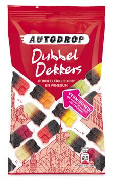 AUTODROP Autodrop - Snackp. Autodr.Dubbeldekkers, 16 Zakken