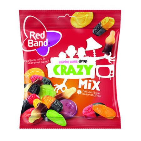 Red Band Red Band - Snoepmix Crazy 370Gr, 12 Zakken