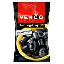 Venco - Kv Honingdrop 100G, 24 Zakken