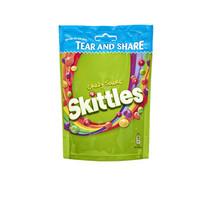 Skittles - Skittles Stazak Crazy Sours, 14 Zakken