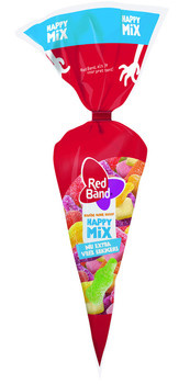 Red Band Red Band - Pz Happy Mix 260Gr, 15 Puntzak