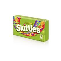 Skittles - Skittles Crazy Sours 45Gr, 16 Dozen