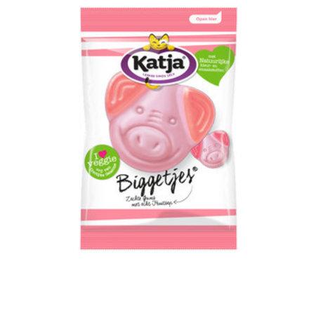 Katja Katja - Il Biggetjes 140Gr, 24 Zakken