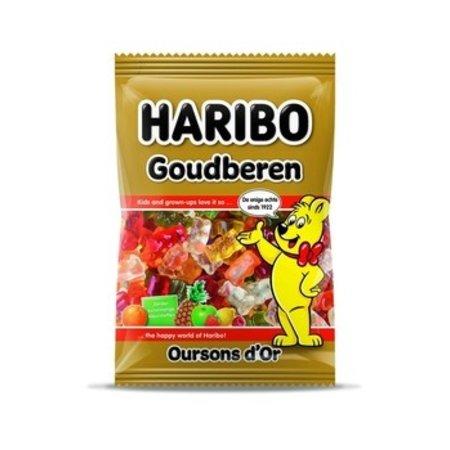Haribo Haribo - Goudberen 250G, 10 Zakken