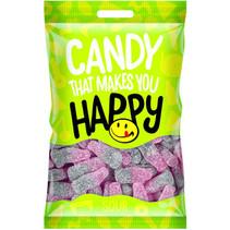 Happy - Happy Zure Cherry Fles 20X75G, 20 Zakken