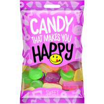 Happy - Happy Winegums 20X75G, 20 Zakken
