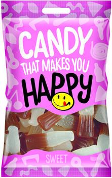 Happy Happy - Happy Colaflesjes 20X75G, 20 Zakken