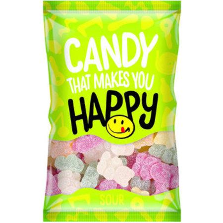 Happy Happy - Happy Zure Beertjes 20X75G, 20 Zakken