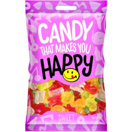 Happy Happy - Happy Abc Letters 20X75G, 20 Zakken