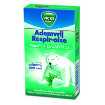 Vicks - Vicks Ademv Eucalyptus Sv 40G, 20 Box