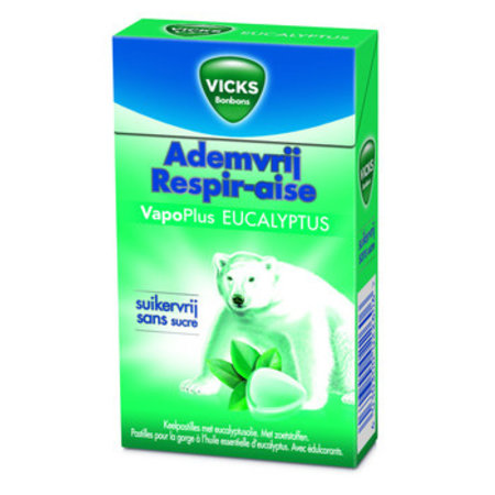 Vicks Vicks - Vicks Ademv Eucalyptus Sv 40G, 20 Box