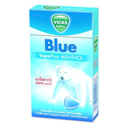 Vicks Vicks - Box Vicks Sv Blue 40Gr, 20 Box