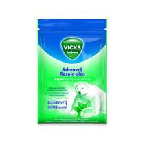 Vicks - Vicks 72G Ademvrij Euca.Sv, 20 Zakken