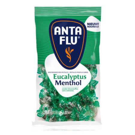 Anta Flu Anta Flu - Anta Flu Menthol Eucalypt 175G, 18 Zakken