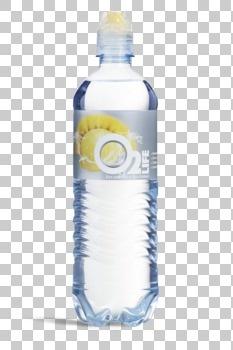 O2Life O2Life - O2Life Lemon Grapefru 75Cl Pet, 6 Flessen