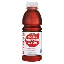 Sourcy - Sourcy Vit W Cranb/Rozeb 50Cl, 6 Flessen