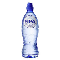 Spa - Spa Reine Blauw Spd 75Cl Pet, 12 Flessen