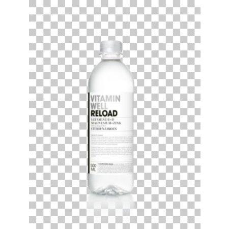 Vitamin Vitamin - Vitamin Well Reload 500Ml, 12 Flessen
