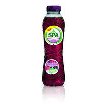 Spa - Duo - Blackberry Raspberr 50Cl, 6 Flessen