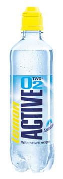 Active O2 Active O2 - Active O2 Lemon, 6 Stuks