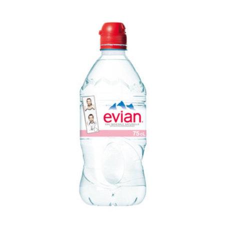 Evian Evian - Evian 75Cl Pet, 12 Flessen