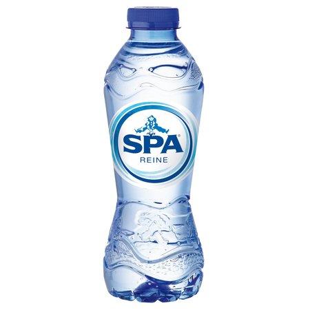 Spa Spa - Spa Reine Blauw 33Cl Pet, 24 Flessen