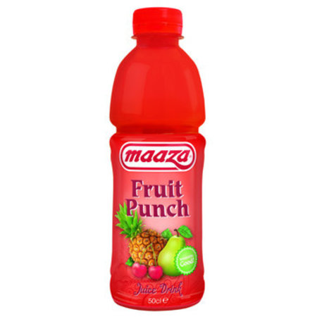 Maaza Maaza - Maaza Fruit Punch 50Cl Pet, 12 Flessen