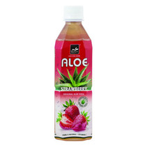Tropical - Aloe Vera Aardbei 50Cl Pet, 20 Flessen