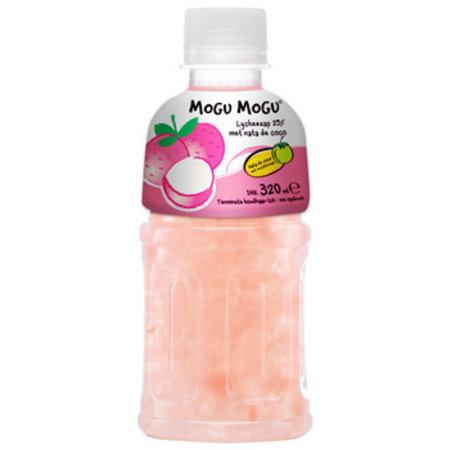 Mogu Mogu Mogu Mogu - Mogu Mogu Lychee 32Cl Pet, 6 Flessen