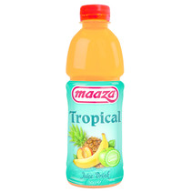 Maaza - Maaza Tropical 50Cl Pet, 12 Flessen