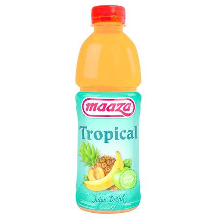 Maaza Maaza - Maaza Tropical 50Cl Pet, 12 Flessen
