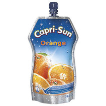 Caprisun - Capri S Orange Pouch 33Cl Pak, 15 Pack