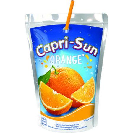 CapriSun Caprisun - Capri S Orange 40Pk 20Cl Pak, 40 Pack