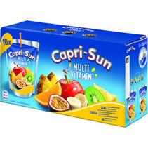 Caprisun - Capri S Multivit 10Pk 20Cl Pak, 4 Pack
