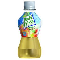 Dubbel Friss - Dubb Fr Appel&Perz 27,5Cl Pet, 24 Flessen