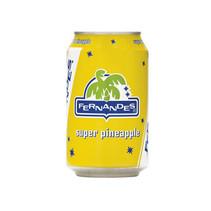 Fernandes - Fernandes Pineapple 33Cl Blik, 12 Blikken