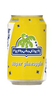 Fernandes Fernandes - Fernandes Pineapple 33Cl Blik, 12 Blikken