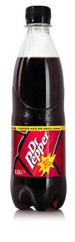 Dr Pepper Dr Pepper - Dr Pepper 50Cl Pet, 12 Flessen