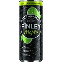 Finley - Finley Mojito 6X25Cl Blik, 6 Blikken