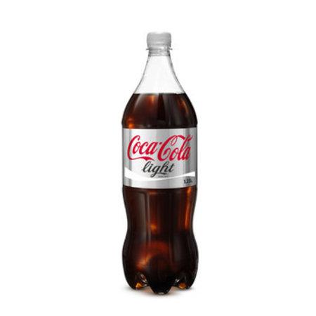 Coca Cola Coca Cola - Coca Cola Light 1,25Lt Pet, 8 Flessen
