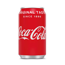 Coca Cola - Coca Cola Regular 33Cl Blik, 24 Blikken