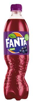 Fanta Fanta - Fanta Cassis 50Cl Pet, 12 Flessen