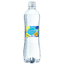Crystal Clear - Cr Clear Citr/Passie 50Cl Pet, 6 Flessen