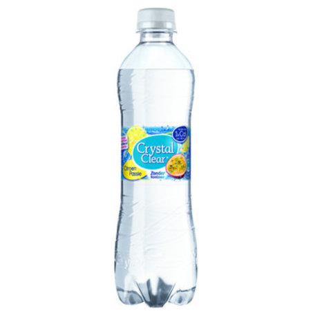 Crystal Clear Crystal Clear - Cr Clear Citr/Passie 50Cl Pet, 6 Flessen