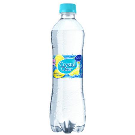 Crystal Clear Crystal Clear - Cr Clear Lemon 50Cl Pet, 6 Flessen
