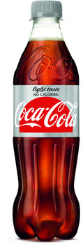 Coca Cola Coca Cola - Coca-Cola Light 50Cl Pet, 12 Flessen