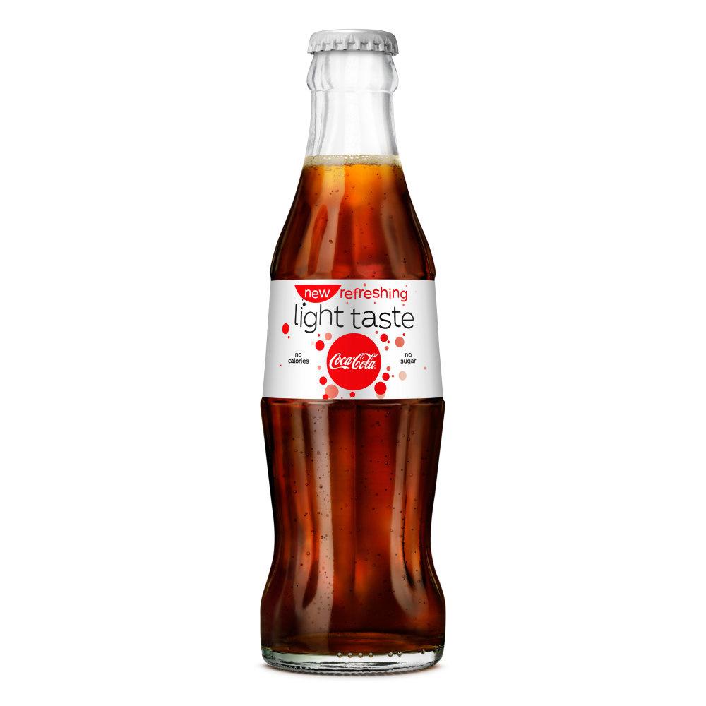 Coca Cola Coca Cola - Coca Cola Light 20Cl Fles, 24 Flessen