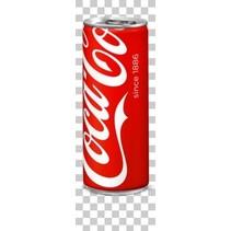 Coca Cola - Coca Cola Regular 25Cl Blik, 24 Blikken