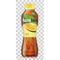 Fuze - Fuze Ice Tea Bl. Lemon 40Cl Pt, 12 Flessen