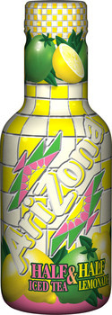 Arizona Arizona - Arizona Ice Tea Half&Half 50Cl, 6 Flessen